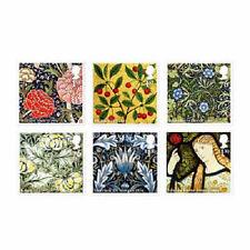 UK Morris & Co Stamp Set MNH 2011