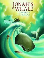 Jonah's Whale by Eileen Spinelli (2012, Book, Other)