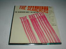 Searchers MEET THE Rattles LP SEALED 1965 British Invasion Teen Beat Pop BEATLES