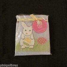 NIP Pottery Barn Kids Easter Bunny Apron ABBY Art Smock Play Pretend
