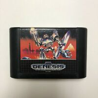 Cyborg Justice (Sega Genesis, 1993) Cartridge Only Tested