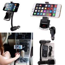 New Wireless Bluetooth2.1 MP3 Player LCD Car Kit SD USB FM Transmitter Modulator