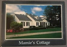 Vintage Postcard Mamie's Cottage Augusta National Golf Club Home of Masters