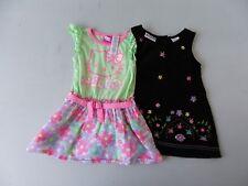 Hello Kitty & Blueberi Blvd. Lot Of 2 Baby Girl Dresses Size 18 Months