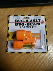 BUG-A-SALT BUG-BEAM Adapter Kit Once they're RED they're DEAD!!