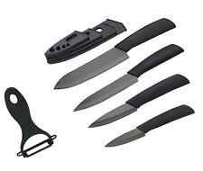 5 Piece Ultra Sharp Kitchen Ceramic Knife Set Chef Cutlery 3