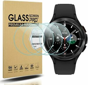 For Samsung Galaxy Watch 4 Classic 46MM Tempered Glass Screen Protector Watch