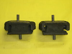 FORD COURIER  WL 2.5 LITRE  DIESEL ENGINE  PAIR OF (2) ENGINE MOUNTS