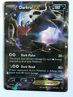 Darkrai EX ULTRA RARE 74/122 XY BREAKpoint Pokemon card TCG NM HOLO