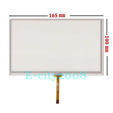 "7"" 4 Wire Resistive Touch Panel 165X100mm For AT070TN93 AT070TN90 AT070TN94"