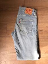 Levis 512 Hombres Jeans. Slim Fit Pierna Cintura. 29 32.