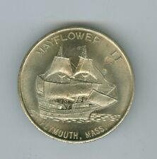 Vintage Mayflower II, Plymouth, Mass. & Plymouth Plantation Medal