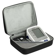 Blood Pressure Monitor Hard Shell Travel Case to suit Omron