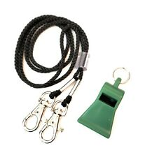 Remington Whistle with Pea & Lanyard Combo (For Dog Training in the Field)