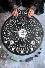 Killstar Spiritus Rond Ouija Planchette Sorcière Gothique Board KSRA003673