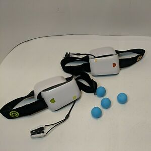 Mindflex Duel Replacement Headbands Game 1 & 2 Model T8498 Working w/ 4 Balls