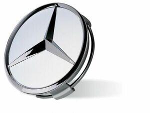 Mercedes Benz Wheel Center Caps set of 4 , W123 C W124 A124 C124 E-Class