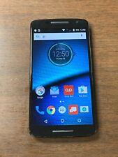 Fair -  Motorola Droid Maxx 2 - 16GB - Black (Verizon) Smartphone