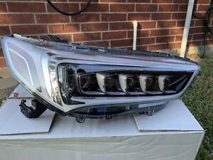 2018 2019 2020 Acura Tlx Right Side Led A-spec Headlight Used Oem
