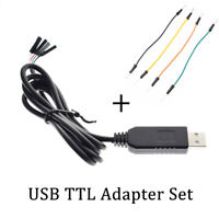 USB To RS232 TTL UART PL2303HX Converter USB to COM Module Serial Cable Adapter