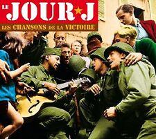 Various Artists - Le Jour J-Les Chansons de la Victoire / Various [New CD] Canad