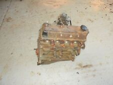 Ford Pinto 1600 Engine Seized sold for rebuild...spares or repair.
