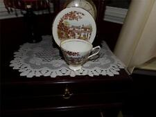 Jonroth England tea cup and saucer HOME OF ROOSEVELT