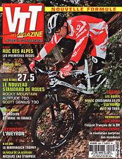 VTT Magazine N°266 + Calendrier VTT - Janvier 2013