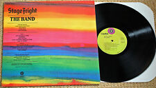 The Band - Stage Fright - 1970 US Lime Green Label