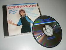 CATERINA VALENTE IN A SWINGING MOOD CD TELDEC 8.26361 JAPAN DIGITALLY MASTERED