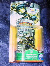 SKYLANDERS GIANTS LEGENDARY STEALTH ELF TRU SINGLE CHARACTER FIGURE BRAND NEW