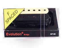 DiMarzio F-spaced Evolution Bridge Humbucker Black/Creme DP 159