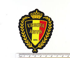 Belgium World Cup club iron-on embroidered patch emblem applique badge tw