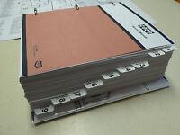 Case 580E/580SE/580 Super E Loader Backhoe Service Manual Repair Shop NEW