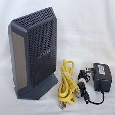 Netgear CM700 Cable Modem - Excellent Condition