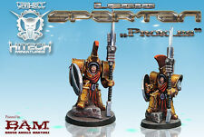 HiTech Miniatures: Spartan Prokles (28mm) Sci-Fi Space Marines
