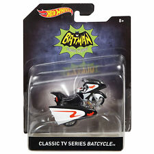 HOTWHEELS BATMAN 1:50 SCALE BATMAN BATCYCLE 2015