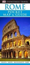 Rome Pocket Map and Guide (DK Eyewitness Travel Guide) by DK Travel Paperback