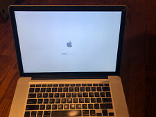 Apple MacBook Pro 15-inch, Early 2011 2GHz Intel Core i7 4GB RAM 500 GB Storage