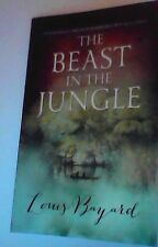 The Beast in the Jungle by Louis Bayard (Paperback) - NEW