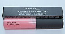 NIB Authentic MAC Plushglass in Fashion Fanatic (Creamy Pale Pink)