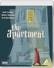 The Apartment [Blu-ray] [DVD][Region 2]