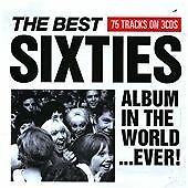 Best Sixties Album In The World...Ever 3 cds ROY ORBISON-STEVIE WONDER-THE WHO