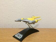 Hasbro Star Wars Titanium Series Naboo Fighter Model