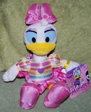 "Disney Junior Minnie DAISY DUCK 10"" Plush NWT"
