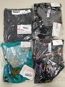 4 LuLaRoe Classic T Shirt Size Small 9