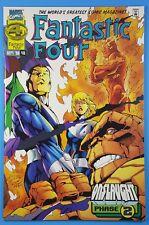 Fantastic Four #416 Last Issue Vol. 1 Marvel Comics 1996