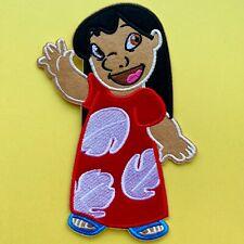 Disney Stitch Alien personnage brodé Appliques Patch A Coudre ou Fer Sur #