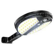 70LED Potencia Solar Sensor De Movimiento PIR Luz Lámpara de Pared al Aire Libre Jardín Calle IP65