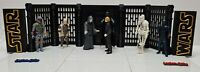 """scene setting display for Star wars vintage 3.75"""" action figures empire diorama"""